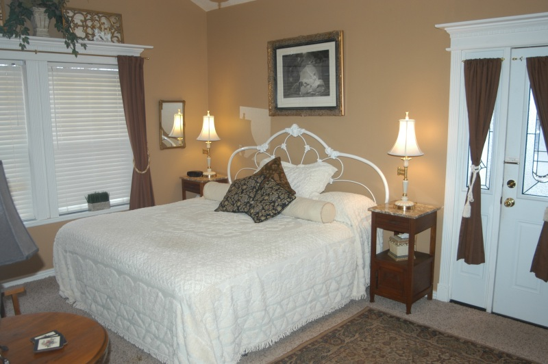 The Master Suite in Cedar City, Utah